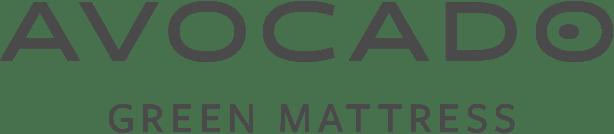 Avocado Logo Lockup Gray
