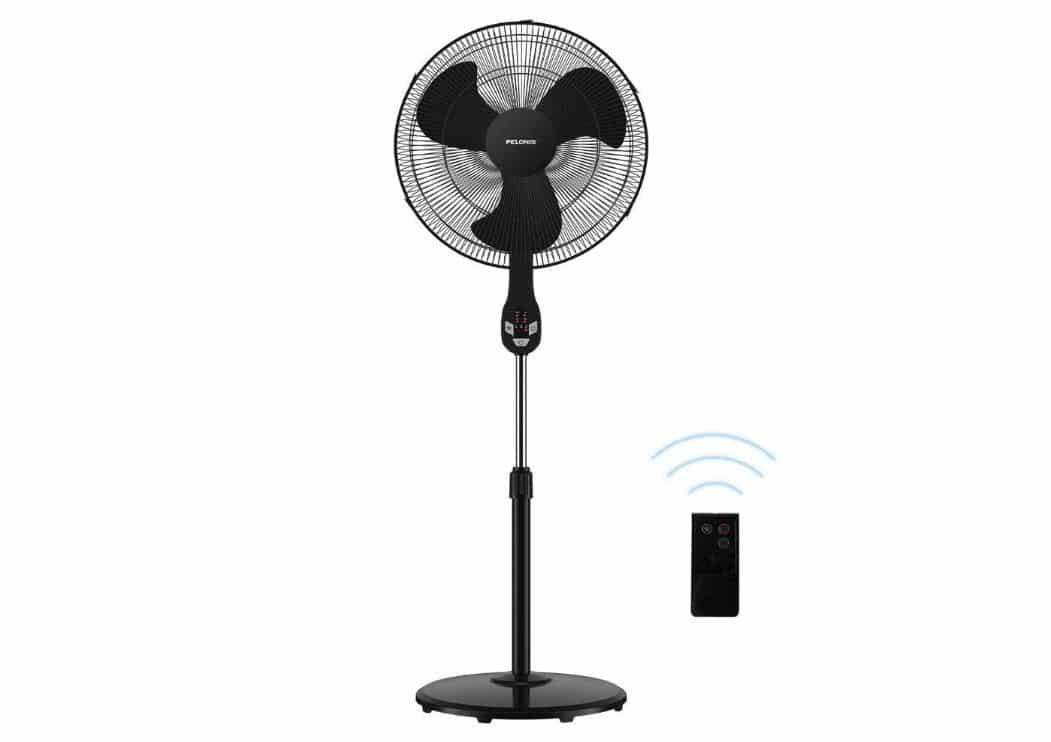 Pelonis Oscillating Pedestal Fan