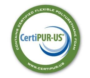 CertiPUR US Certified Logo