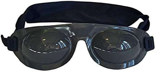 Eyeseals 4.0 Hydrating Sleep Mask for Nighttime Dry Eye Relief (Charcoal)