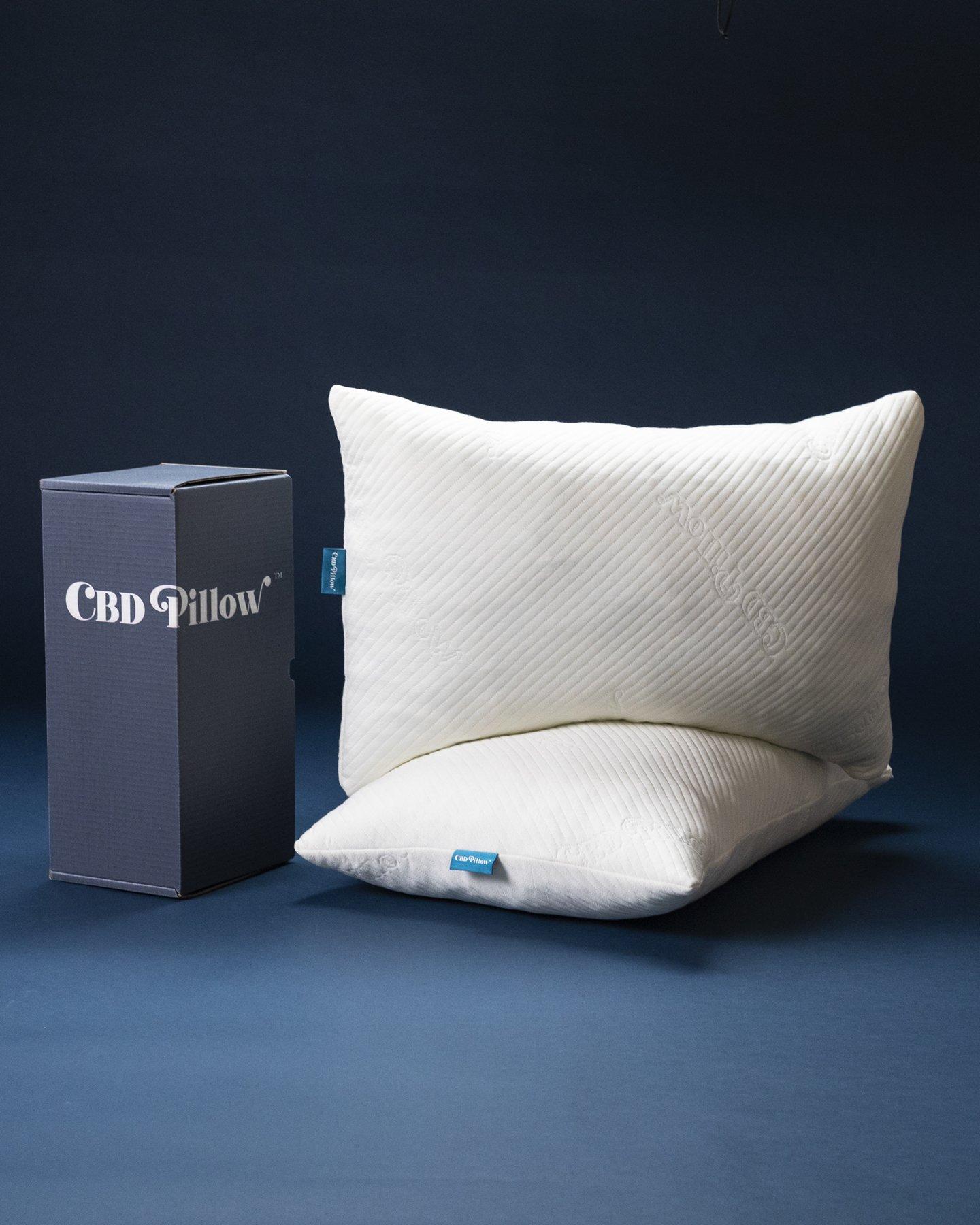 CBD Pillow for Migraines