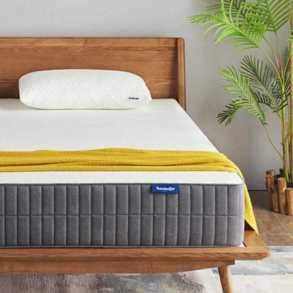 A Sweetnight queen sized mattress.