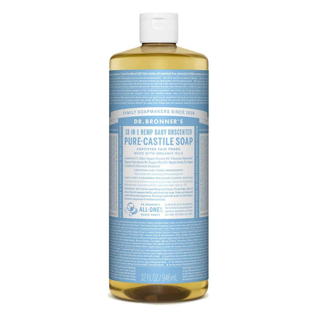 Dr Bronners Liquid Soap