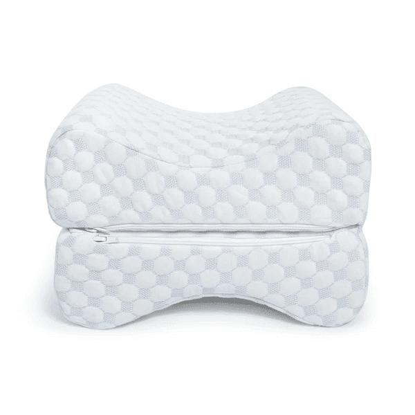Sleepgram Contour Knee Pillow