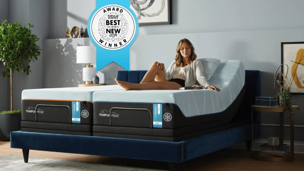 Tempurpedic adjustable mattress