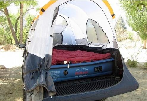 Airbedz Truck Bed Mattress