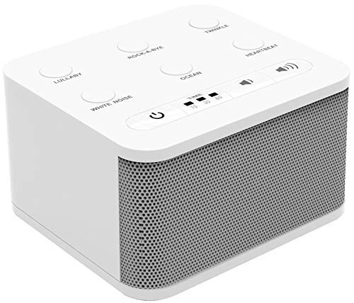 Big Red Rooster Portable Baby White Noise Machine