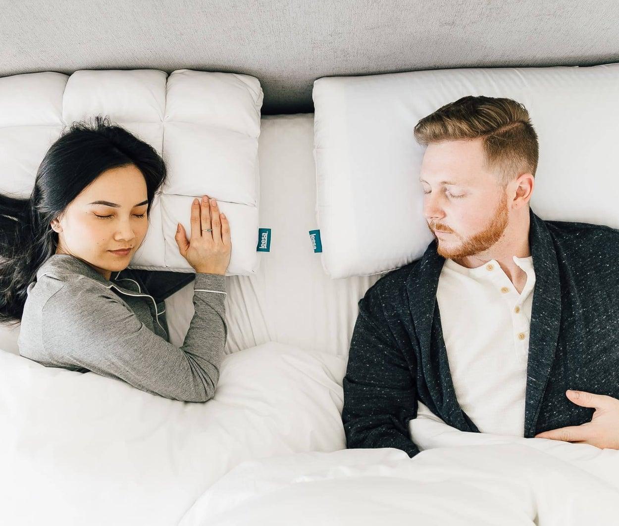 Hybrid pillow 1