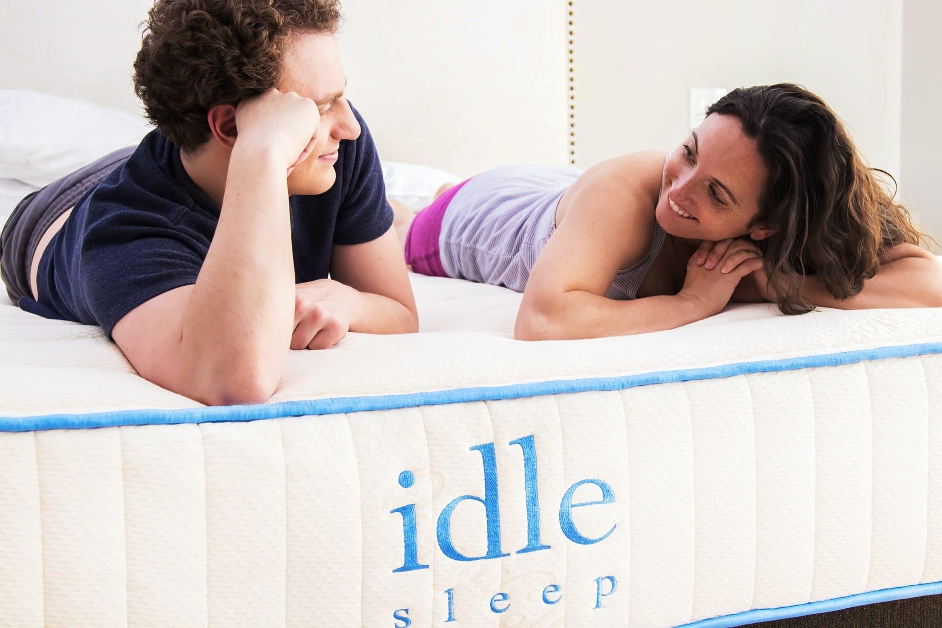 Idle Sleep Back Pain