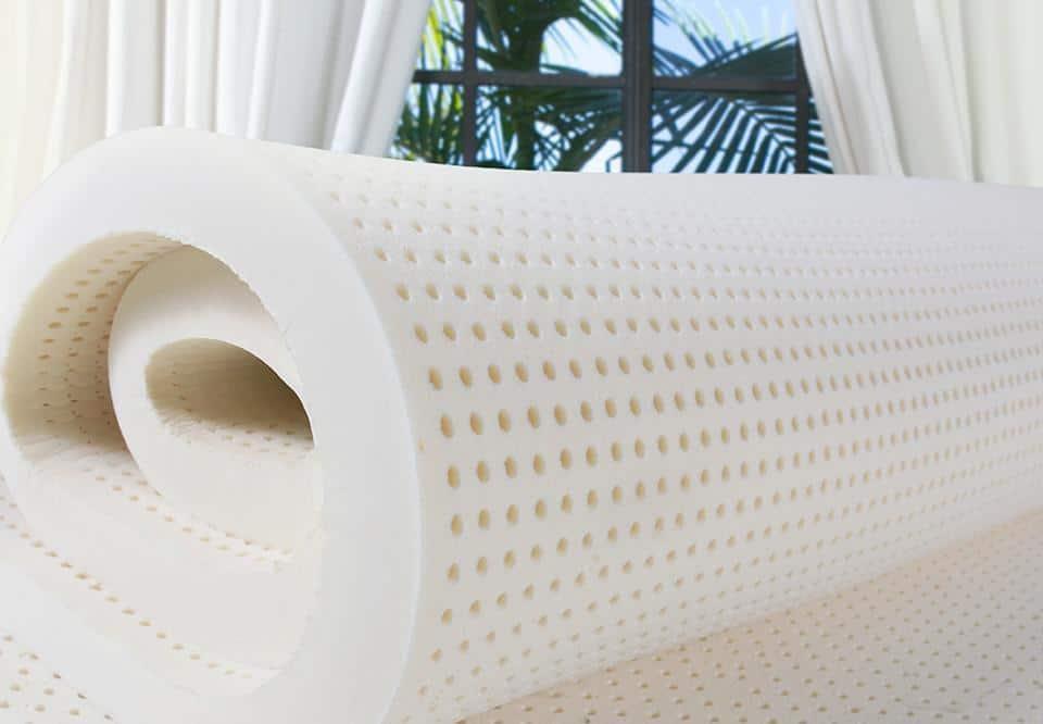 natural talalay latex mattress topper