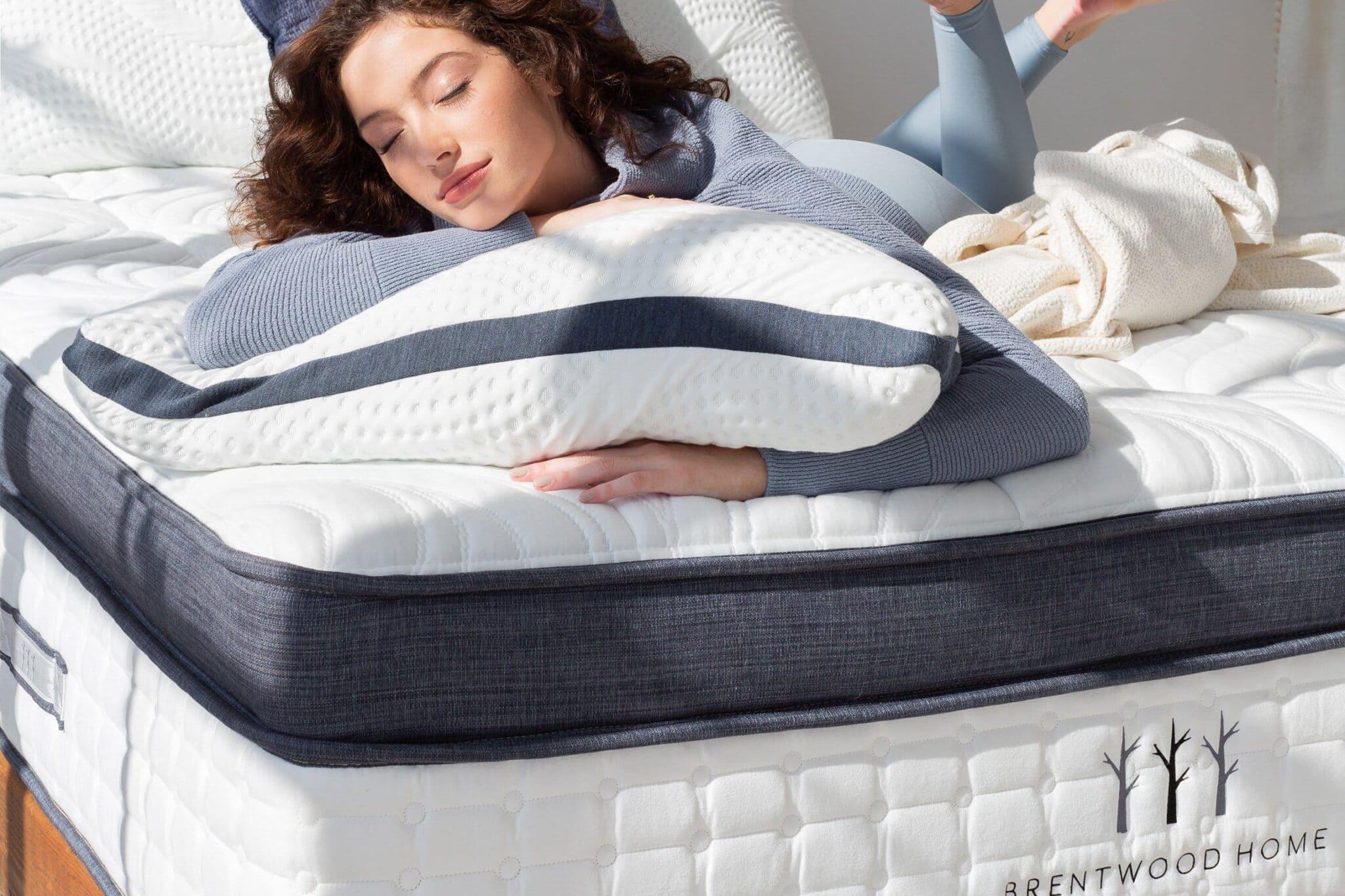 oceano mattress corner view in room