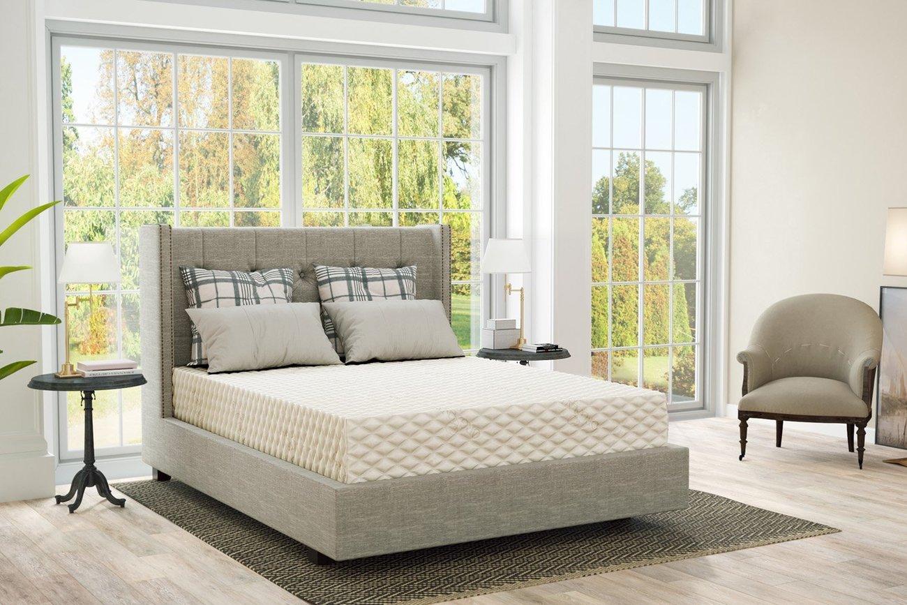 natural bliss 100 natural latex mattress