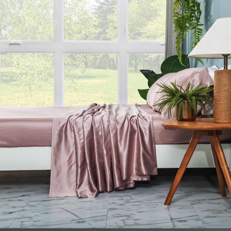 pink sheets - silk