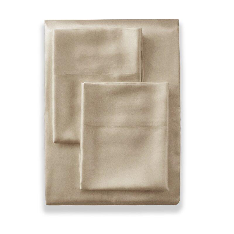 Charmeuse Silk Sheet Set