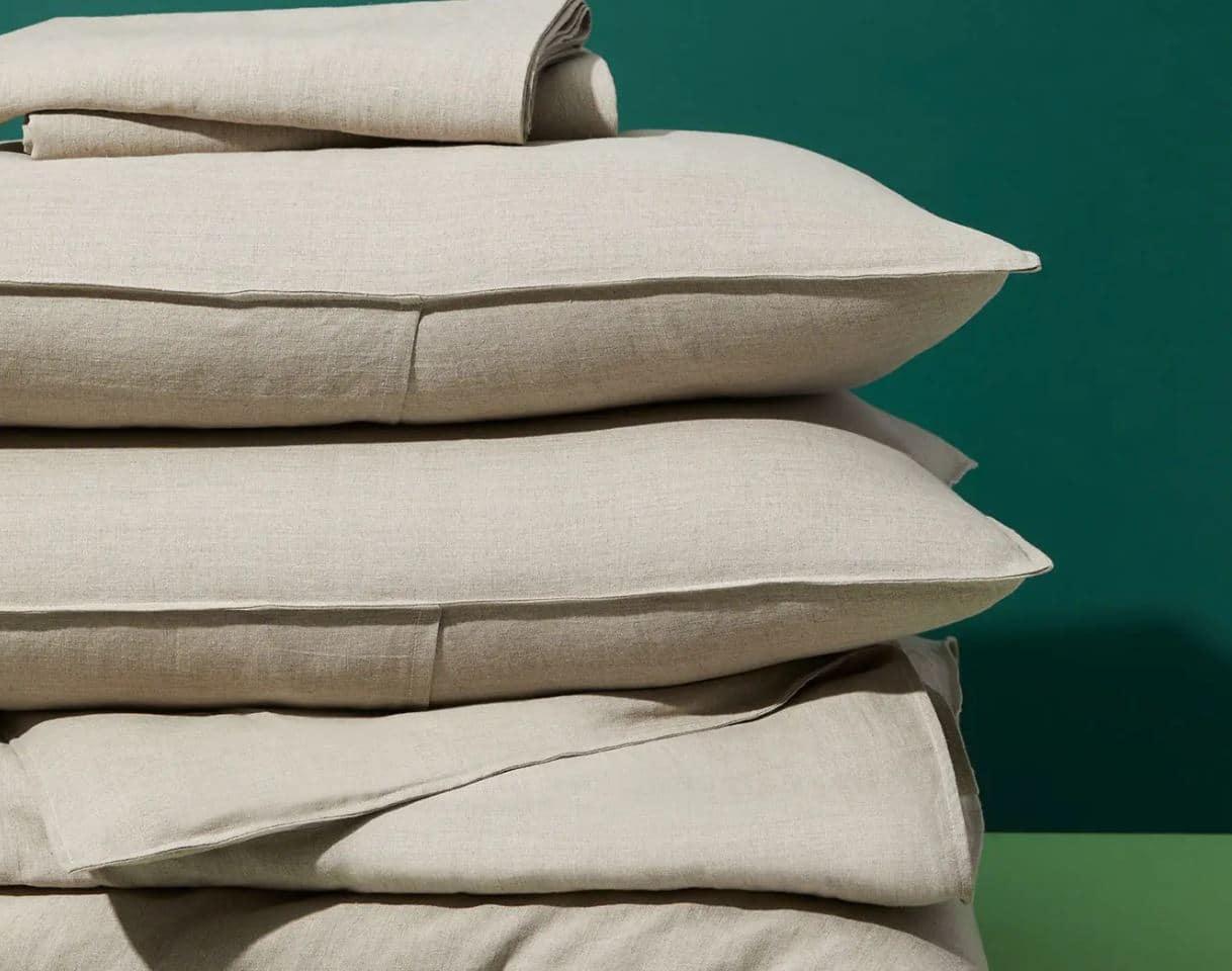 buffy hemp sheets