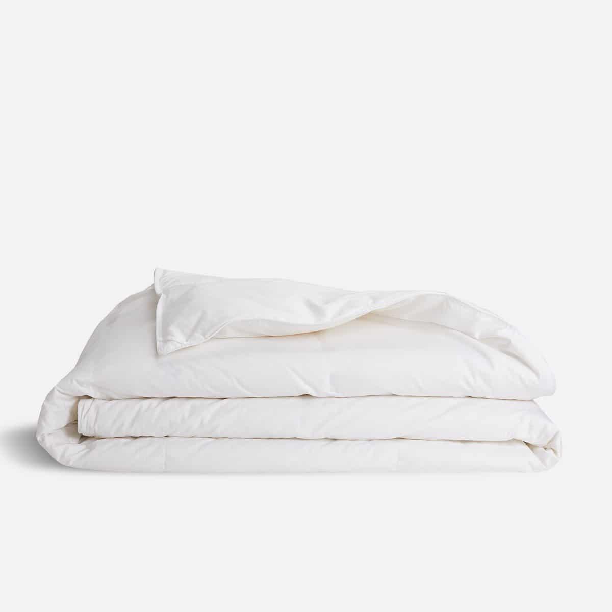 brooklinen lightweight comforter