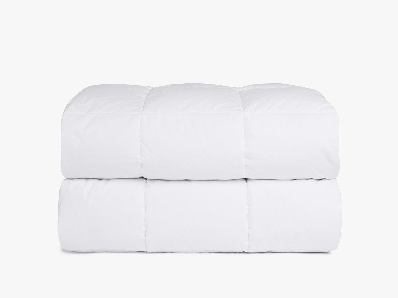 down mattress pad