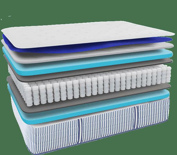 inside mattress hudson
