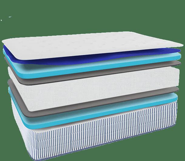 layer mattress mckinney