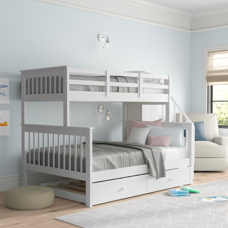 Alaina Twin over full bunk bed