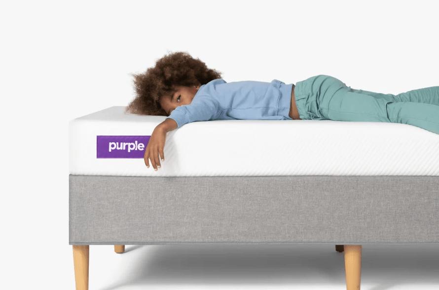 Purple Kids Mattress min