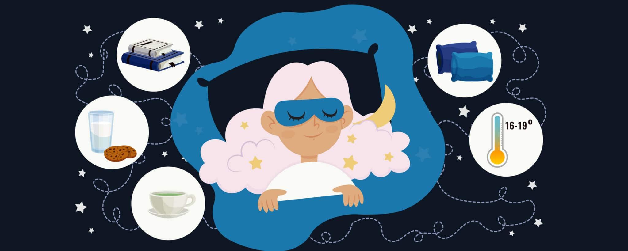 Tips To Sleep Better