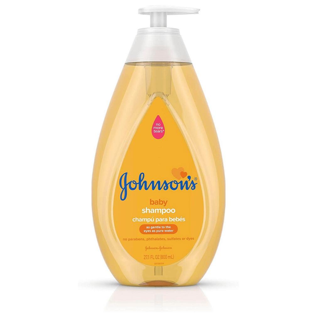 Johnson's Tear Free Baby Shampoo