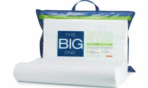 Big One Pillow Review