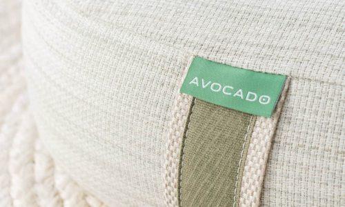 Avocado Pillow Stitching
