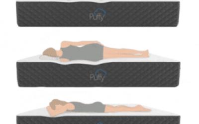 Puffy Sleep Positions