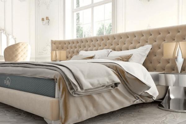 A Puffy original mattress.